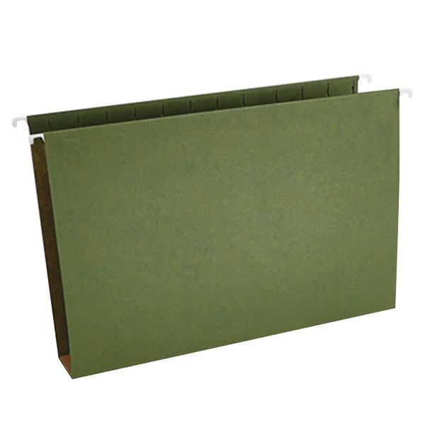 UNV14152 Legal Size Box Bottom Hanging File Folder - 25/Box
