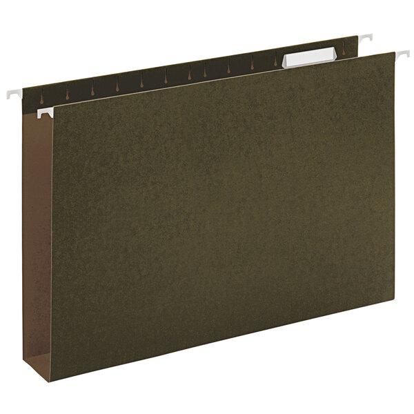 UNV14152 Legal Size Box Bottom Hanging File Folder - 25/Box Main Image 1