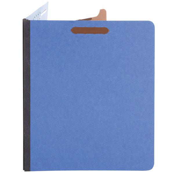 Universal UNV10201 Letter Size Classification Folder - 10/Box Main Image 1