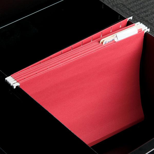 Unv14118 Letter Size Hanging File Folder 25 Box