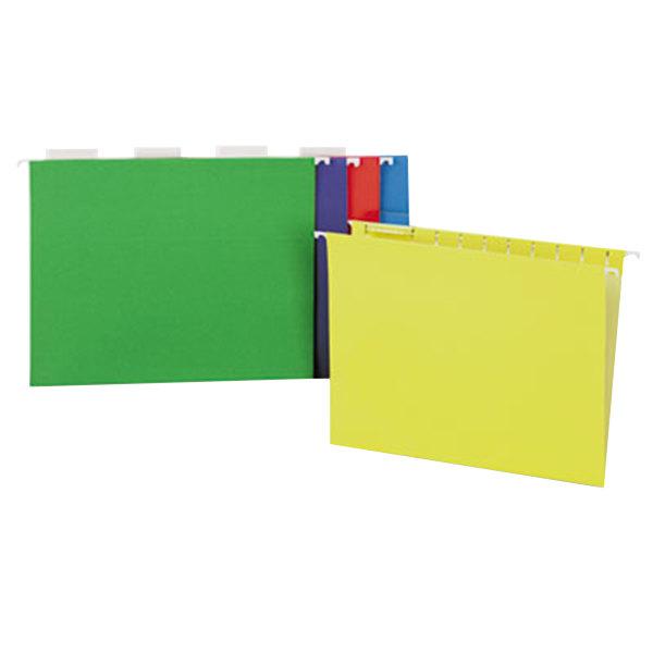 UNV14121 Letter Size Hanging File Folder - 25/Box Main Image 1