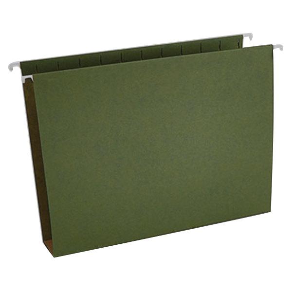 UNV14142 Letter Size Box Bottom Hanging File Folder - 25/Box Main Image 1