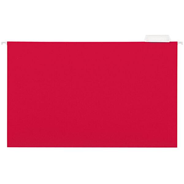 UNV14218 Legal Size Hanging File Folder - 25/Box Main Image 1