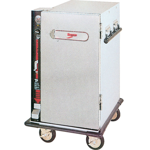 """Metro TC90SB TC90 FlavorHold Series Half Height Heated Holding Cabinet with Bumper - Holds Nine 12"""" x 20"""" Steam Table Pans Main Image 1"""