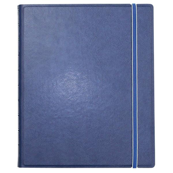 "Filofax C1811002 8 1/2"" x 10 3/4"" Blue 2020 - 2021 Monthly Planner Main Image 1"