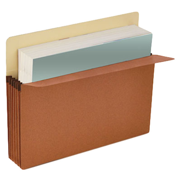 Universal UNV15343 Letter Size File Pocket - 25/Box