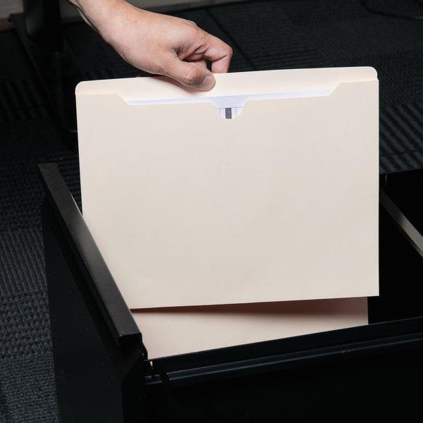 Universal UNV76300 Letter Size Economy File Jacket - 50/Box Main Image 7