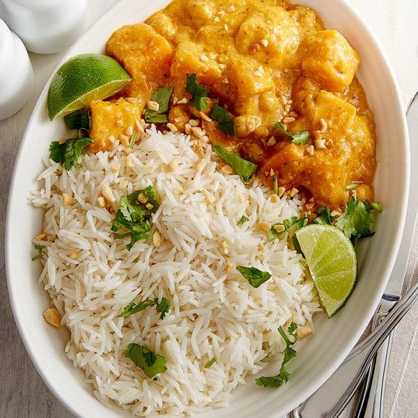 Royal Chef's Secret Sela Parboiled Basmati Rice - 20 lb. Main Image 3