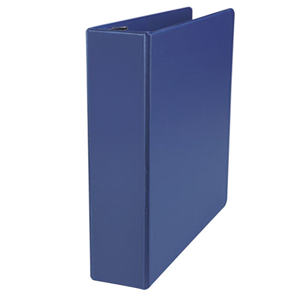 """Universal UNV20785 Royal Blue Non-View Binder with 2"""" Slant Rings"""