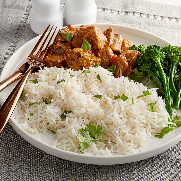 Royal Chef's Secret Extra Long Basmati Rice - 20 lb. Main Image 3
