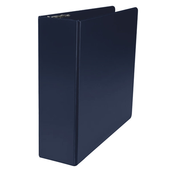 """Universal UNV20795 Royal Blue Non-View Binder with 3"""" Slant Rings"""