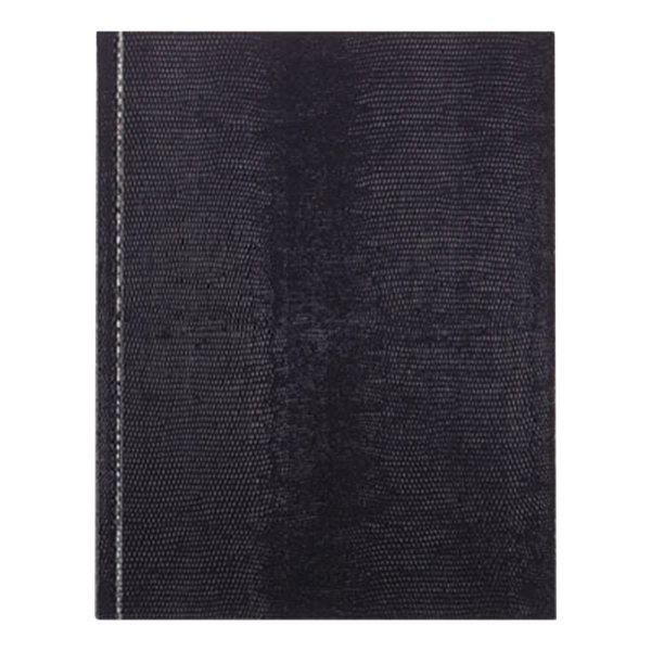 """Rediform Office A7BLU 9 1/4"""" x 7 1/4"""" Executive Blue College Rule Notebook 150 Sheets"""