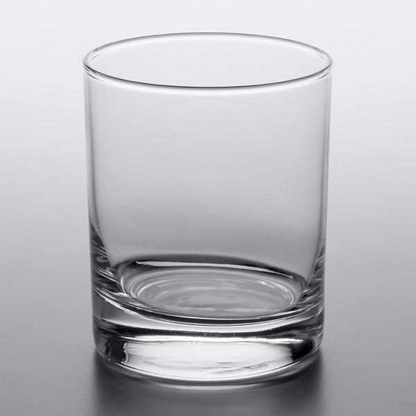 Acopa 10 oz. Straight-Sided Rocks Glass  - 12/Case