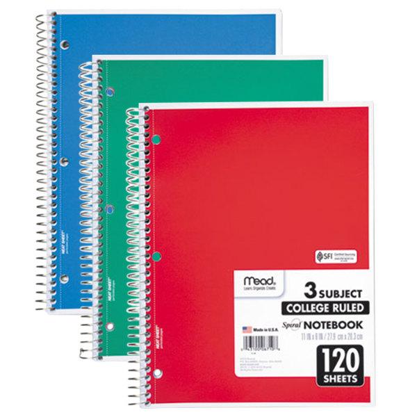 Image result for spiral bound notebook