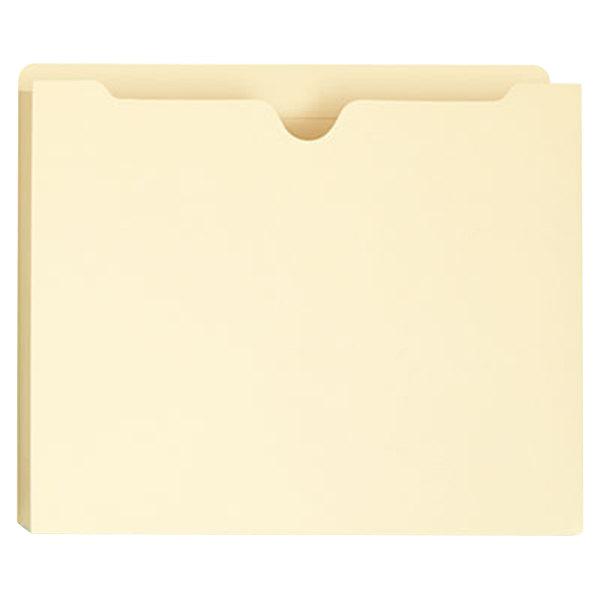 Universal UNV73700 Letter Size File Jacket - 50/Box