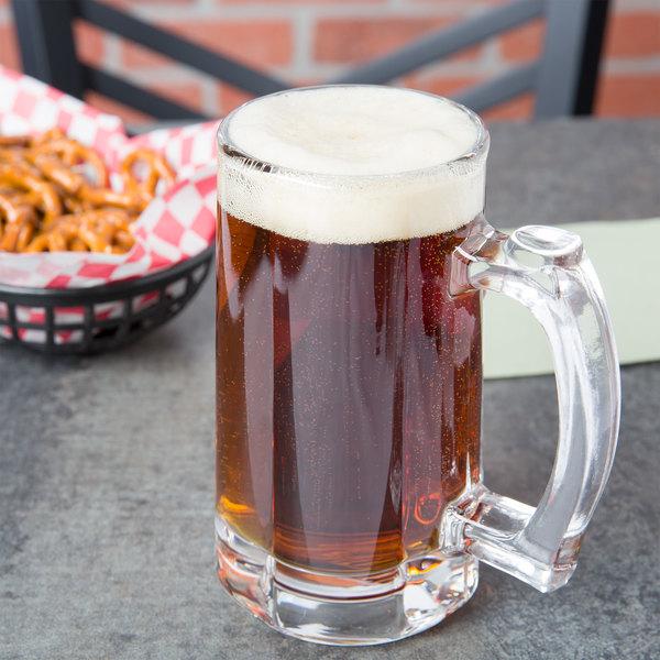 Core 12 oz. Beer Mug - 12/Case