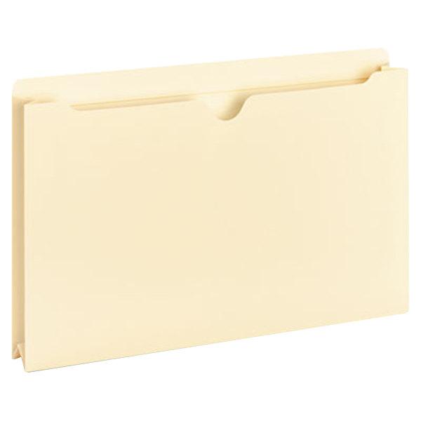 Universal UNV73800 Legal Size File Jacket - 50/Box Main Image 1