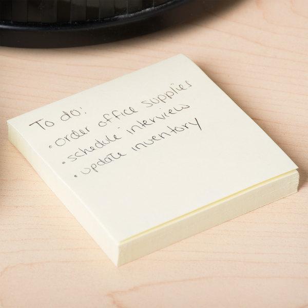 Recycled Sticky Notes UNV28068