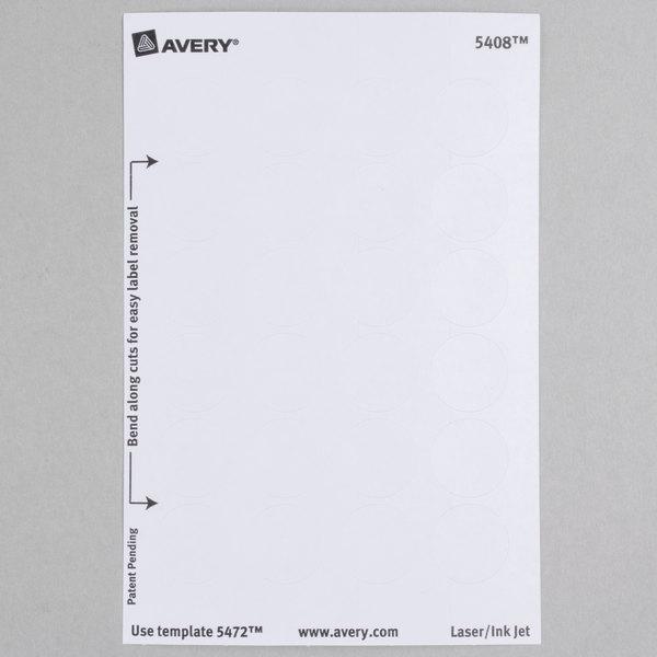 avery template 5408.html