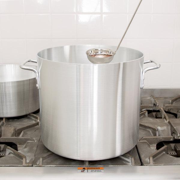 Vollrath 7305 Arkadia 20 Qt. Aluminum Stock Pot