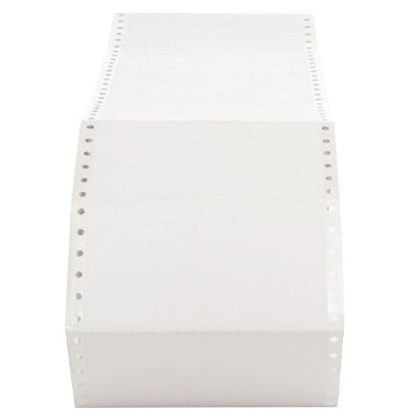 """Universal UNV75114 2 15/16"""" x 5"""" Dot Matrix Printer Labels - 3000/Box"""