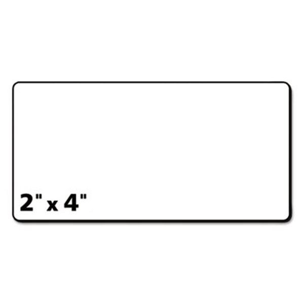 avery 5963 trueblock 2 x 4 white shipping labels 2500 box