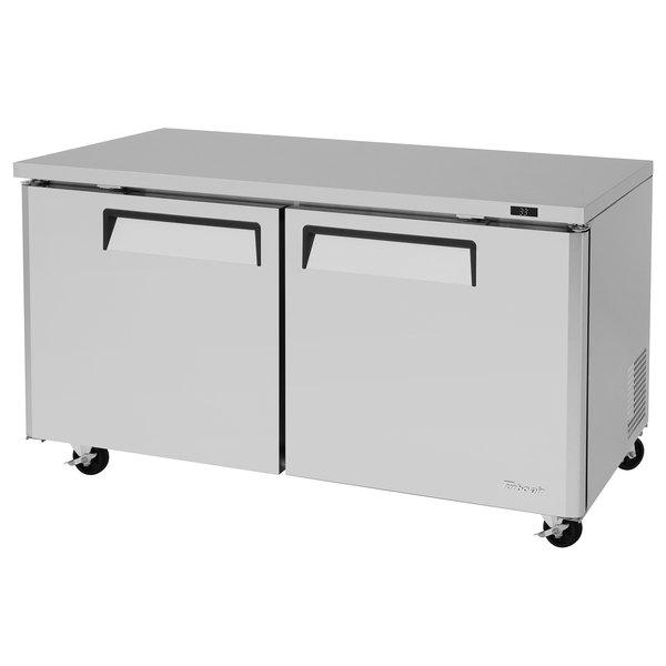 "Turbo Air MUR-60 M3 Series 60"" Undercounter Refrigerator"