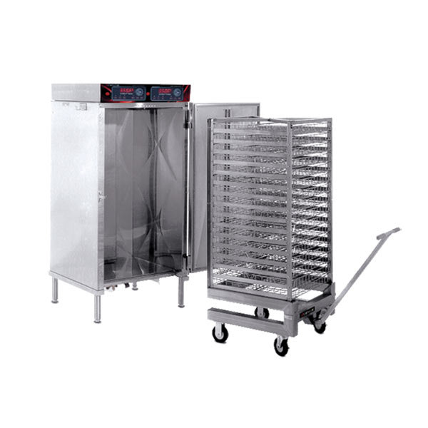 Cres Cor RR-1332-DE Roll-In Retherm Heat-N-Hold Oven with Rack - 240V, 1 Phase