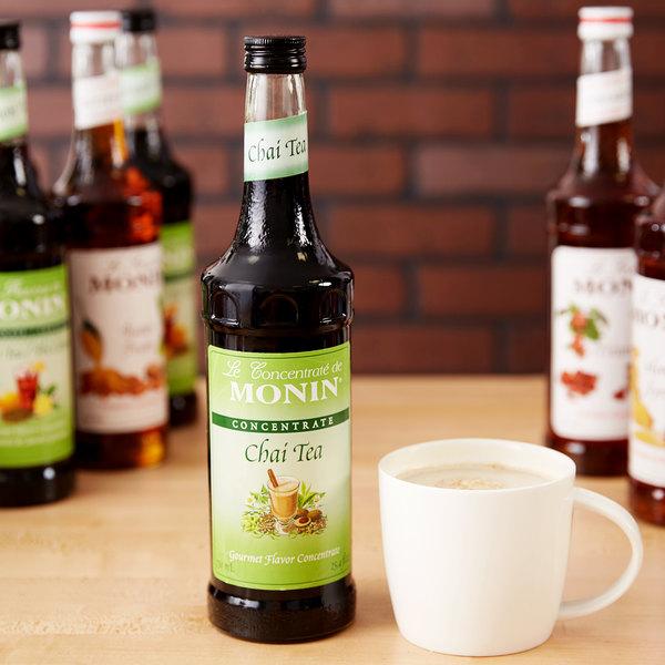 how to make a chai tea latte with torani syrup