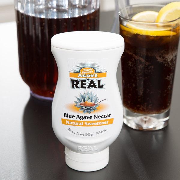 Agave Real 16.9 fl. oz. Natural Sweetener