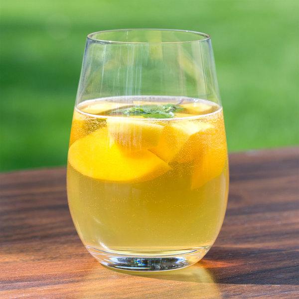 Real 16.9 fl. oz. Mango Puree Infused Syrup Main Image 5