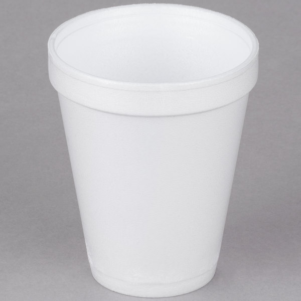 This White 10 Oz Foam Cup Is A Great Way To Serve Variety Of Beverages Including Coffee Soft Drinks Shakes Juice Tea And Water Name Just Few
