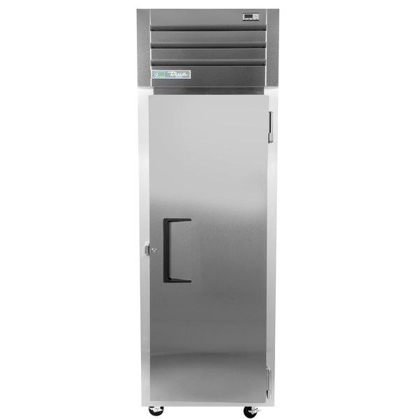 True STM1F-1S-HC 27 inch Solid Door Reach-In Freezer