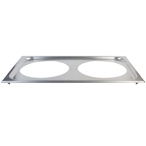 "2 Hole Adapter Plate with 8 3/8"" Openings Main Image 1"