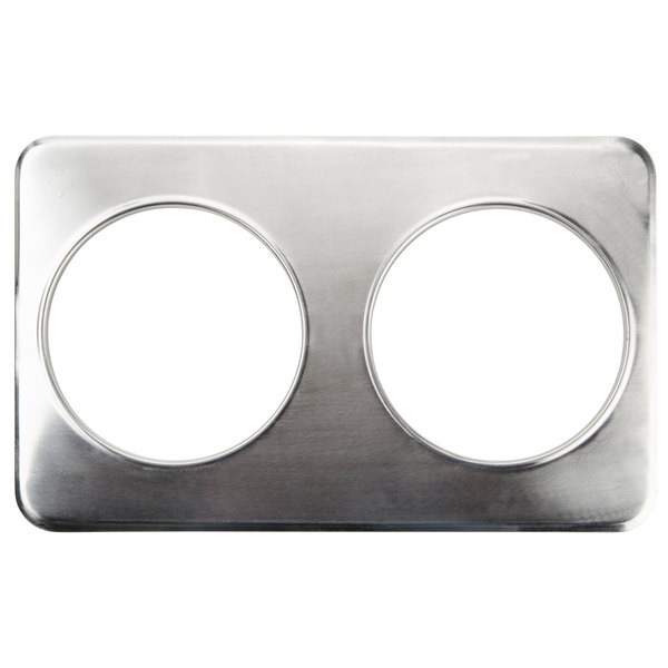 """2 Hole Adapter Plate with 8 3/8"""" Openings"""