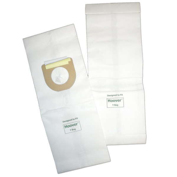 Type Y Vacuum Bag for Hoover Upright Vacuums - 3/Pack