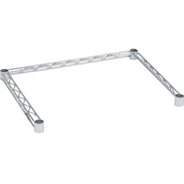 "Metro SF51N3C Super Erecta Three-Sided Double Snake Frame 24"" x 24"""