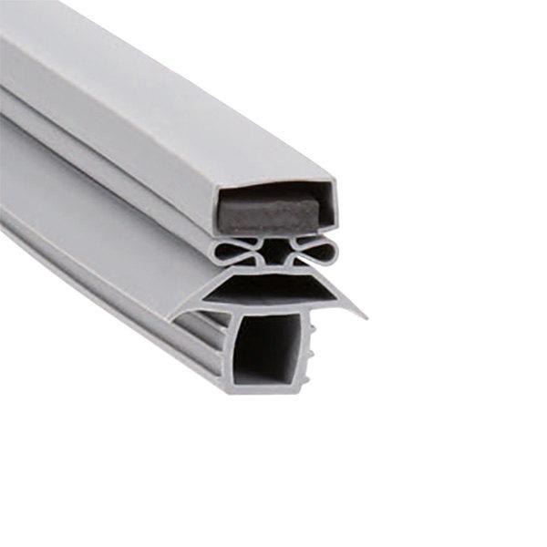 """Traulsen SER-27566-00 Equivalent Magnetic Door Gasket - 23 1/2"""" x 59 1/2"""" Main Image 1"""
