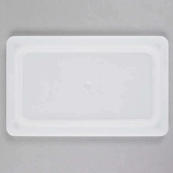 Vollrath 52434 Super Pan V 1/6 Size Flexible Steam Table / Hotel Pan Lid