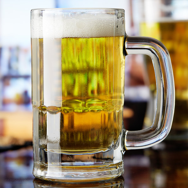 Anchor Hocking 1814 14 oz. Beer Mug - 24/Case