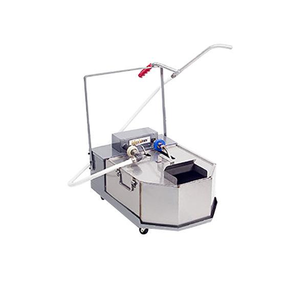 Anets FFM150 150 lb. GoldenFry Portable Oil Filter Machine - 120V