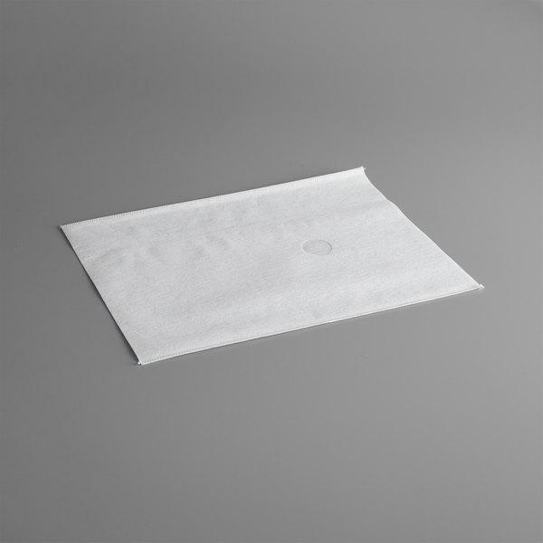 FMP 182-1082 Envelope Style Filter Paper - 100/Case Main Image 1