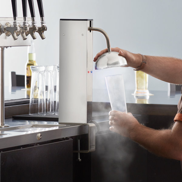Beverage-Air RC-500 Rapid Chill Countertop Mount Glass Froster