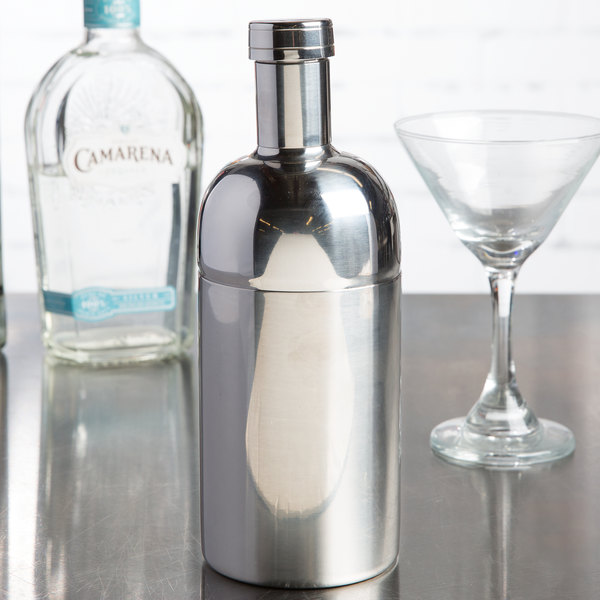 American Metalcraft CSB23 24 oz. Stainless Steel Cocktail Shaker