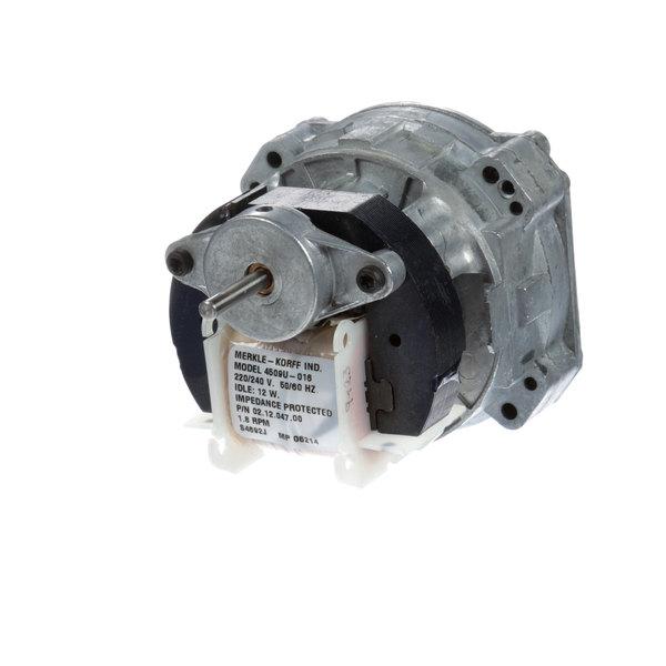 Hatco 02.12.047.00 Rack Motor 240 Vlt 50/60 Main Image 1
