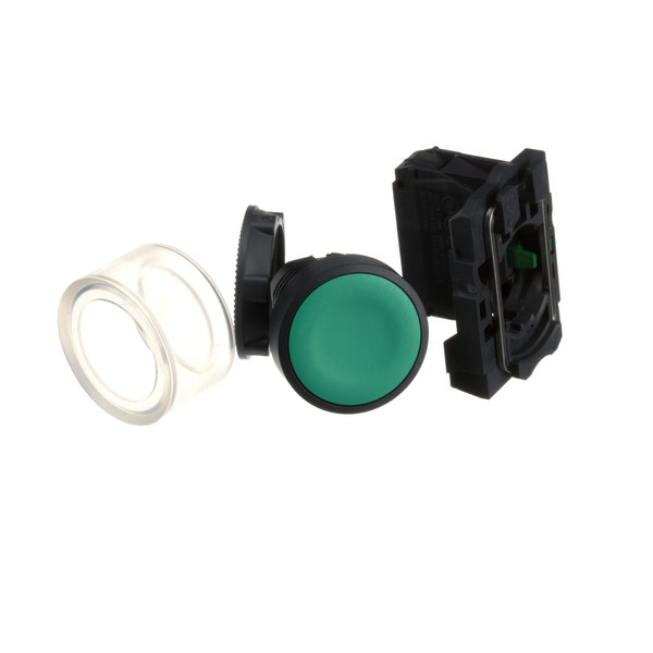 Champion 900725 Kit Pshbtn Green W/Boot Main Image 1
