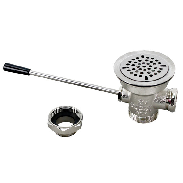 """All Points 100-1012 Lever Waste Drain - 3 1/2"""" Sink Opening Main Image 1"""