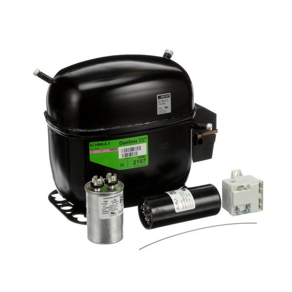 Manitowoc Ice 7602943 Compressor Assy 115/60/1