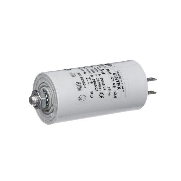 Electrolux 037269 Capacitor 12.5 Mfd