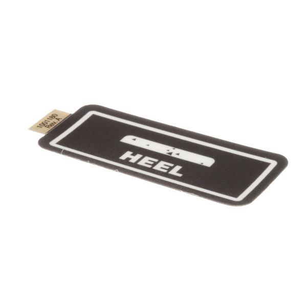 Antunes 1001180 Label, Heel